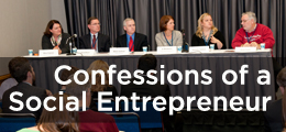 Confessions of a Social Entrepreneur