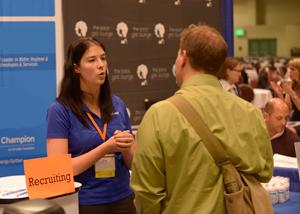 Expo recruiting opportunites