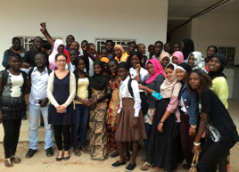 "The professional chapter in the Gambia held a ""Leadership, Public Speaking and Campaign Skills Training Workshop"""