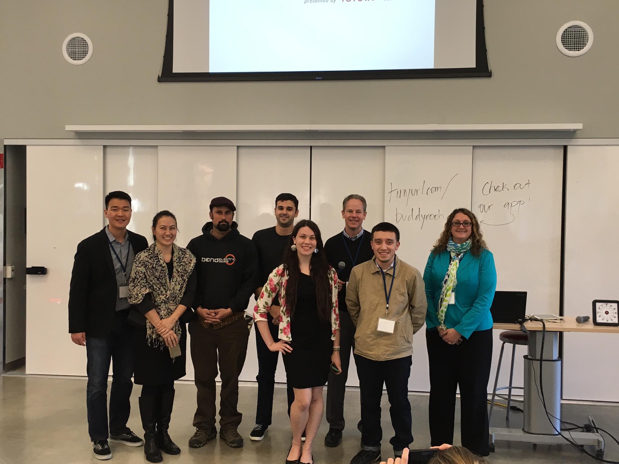 UC Berkeley's Mobility Challenge's Winning Team