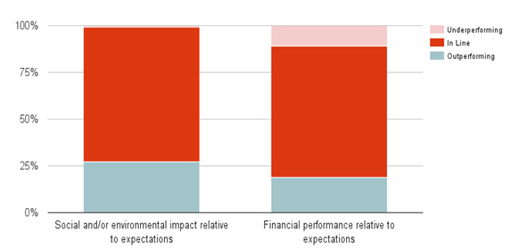Impact and financial performance