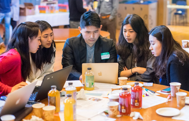 Students Hack Food with FoodInno