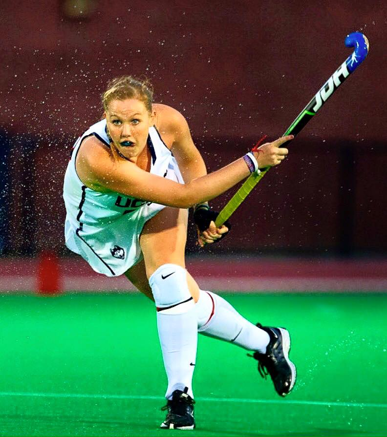 Net Impact Fellow and Division 1 field hockey player, Anna Middendorf is a champion for change