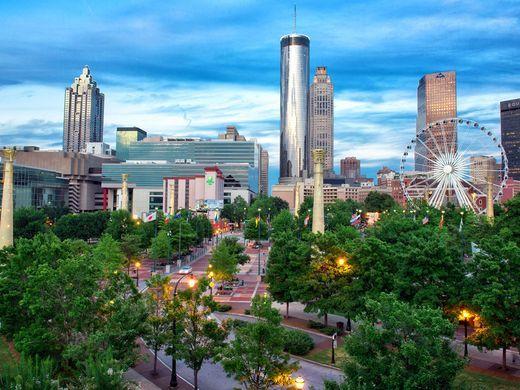 Hello Atlanta!